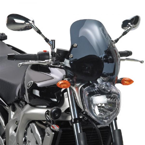 Givi  140D Ζελατίνα Φυμέ Yamaha Fazer 600, FZ6 2004-2006 Naked ΖΕΛΑΤΙΝΕΣ & ΚΙΤ ΤΟΠΟΘΕΤΗΣΗΣ