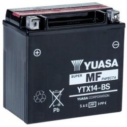 Yuasa Μπαταρία YTX14-BS