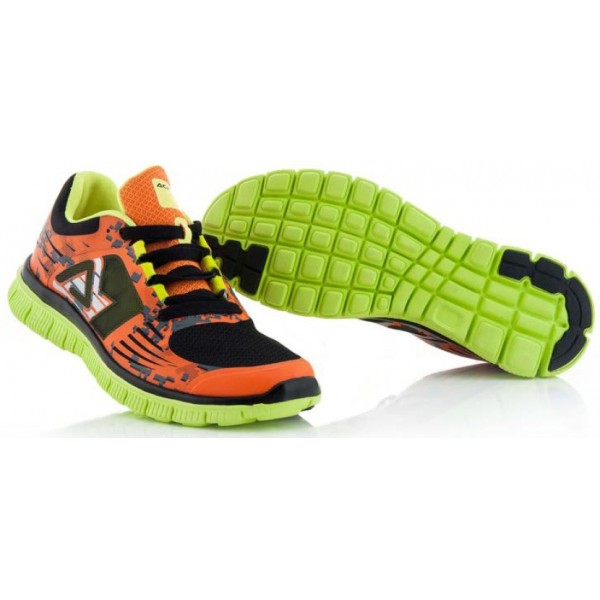 Acerbis Corporate Running Shoes 17806 Πορτοκαλί/Fluo