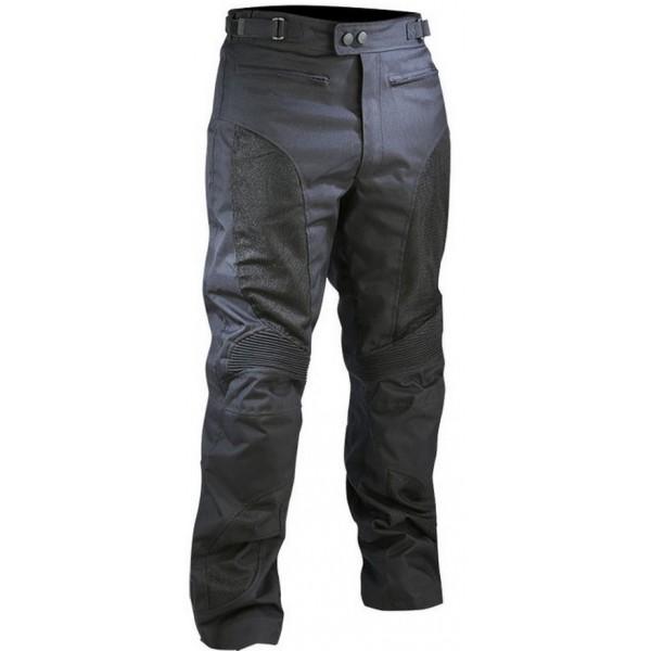 Nordcap Παντελόνι Καλοκαιρινό Eolos Pants Μαύρο ΕΝΔΥΣΗ