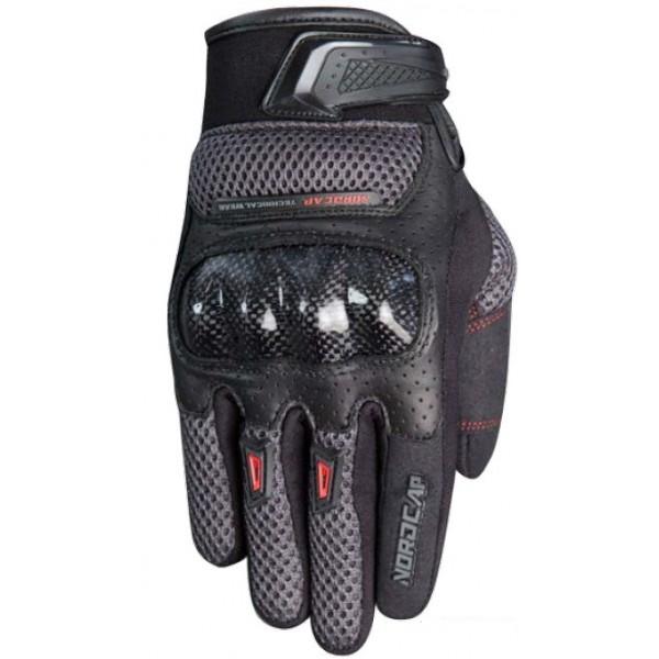 Nordcap Γάντια Tech Pro Γκρι/Μαύρα ΕΝΔΥΣΗ