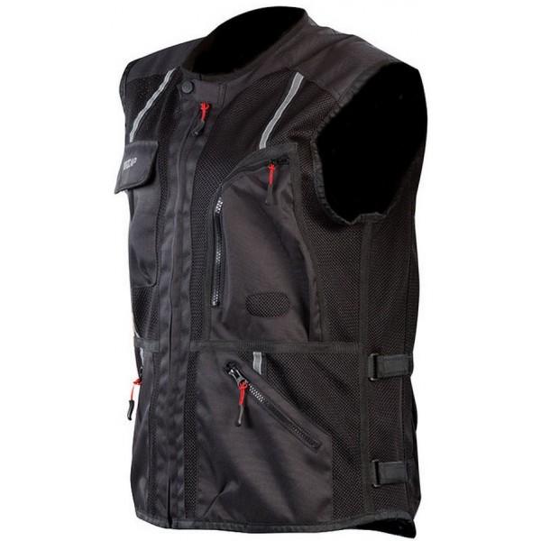 Nordcap Γιλέκο Safety Vest Μαύρο ΕΝΔΥΣΗ