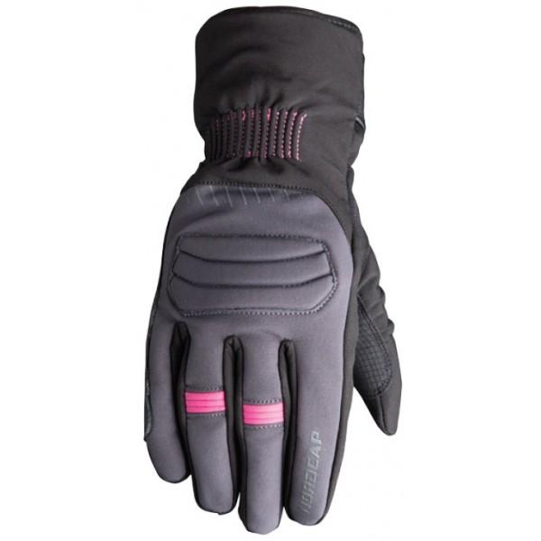 Nordcap Γάντια Sprint Lady Softshell Γκρι/Ροζ ΕΝΔΥΣΗ