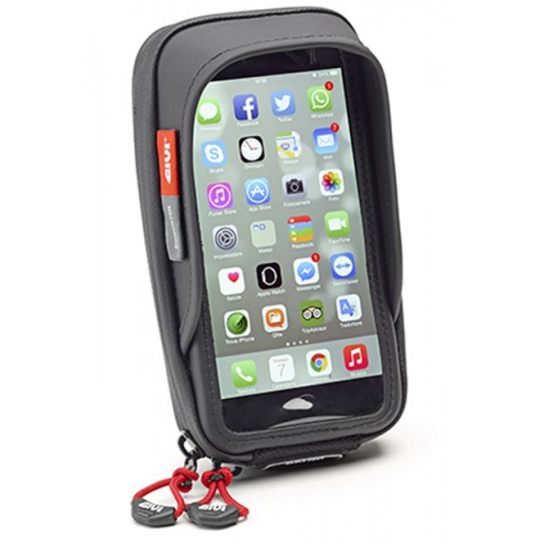 Givi S957B Θήκη & Βάση για Μεγάλα Smartphones ΒΑΛΙΤΣΕΣ / ΒΑΣΕΙΣ / TANKBAG