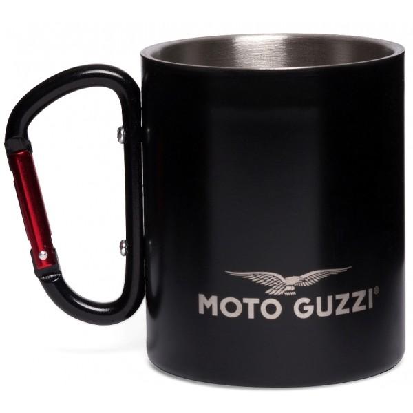 Moto Guzzi Κούπα Αλουμινίου Μαύρη Κούπες
