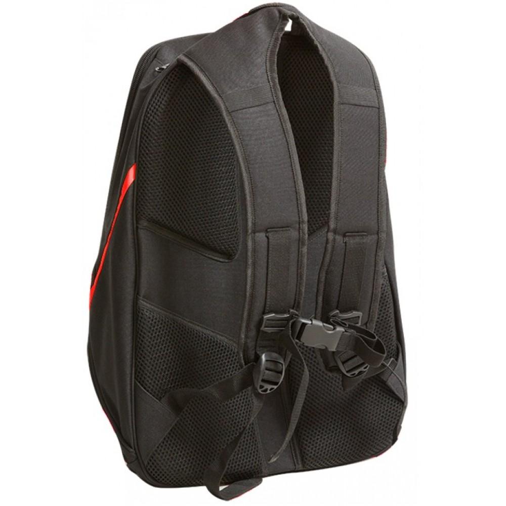 b84e0013d83 Nordcap Σακίδιο Πλάτης Sports Bag Μαύρο/Κόκκινο