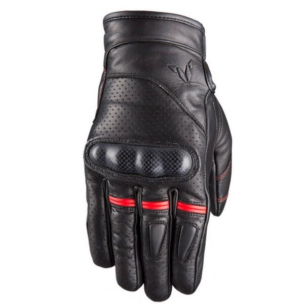 Nordcap Γάντια GT-Carbon Μαύρα/Κόκκινα ΕΝΔΥΣΗ