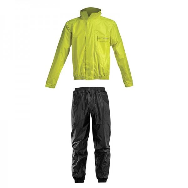 Acerbis Αδιάβροχο Σετ - Rain Suit Logo - Κίτρινο / Μαύρο - 16428.318 ΕΝΔΥΣΗ