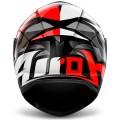 Airoh Κράνος ST 501 Thunder Κόκκινο/Γκρι ΚΡΑΝΗ