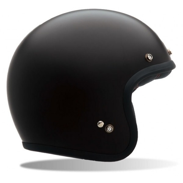 Bell Κράνος Custom 500 Vintage Row Μαύρο Ματ ΚΡΑΝΗ