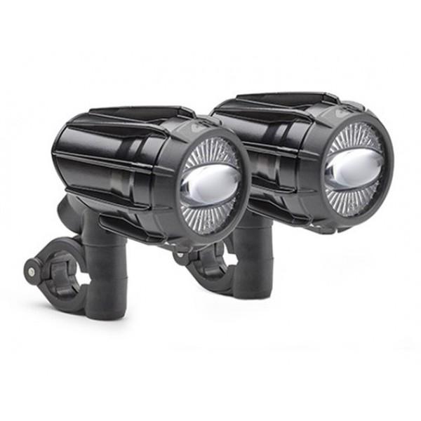GIVI Προβολάκια LED Μαύρα σετ S322 ΑΞΕΣΟΥΑΡ ΜΟΤΟ