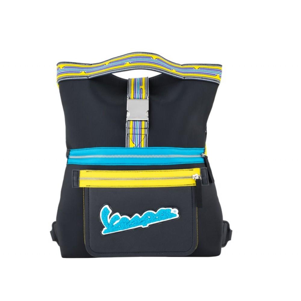 ca16fb1337 Vespa τσάντα V-Stripes κίτρινη Τσάντες   Σακίδια   Βαλίτσες