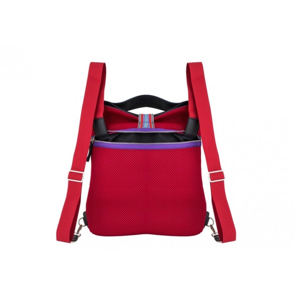 8a1e476d7a ... Vespa τσάντα V-Stripes κόκκινη Τσάντες   Σακίδια   Βαλίτσες