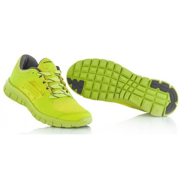 Acerbis Παπούτσια Corporate Κίτρινο Fluo 17806.063 ΕΝΔΥΣΗ