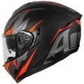 Airoh Κράνος ST 501 Bionic Πορτοκαλί Ματ Full Face