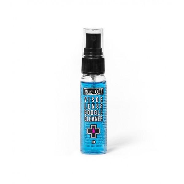 Muc-Off  Καθαριστικό Υγρό Ζελατινών Visor Cleaner 32ml Ζελατινες / Ανταλλακτικα