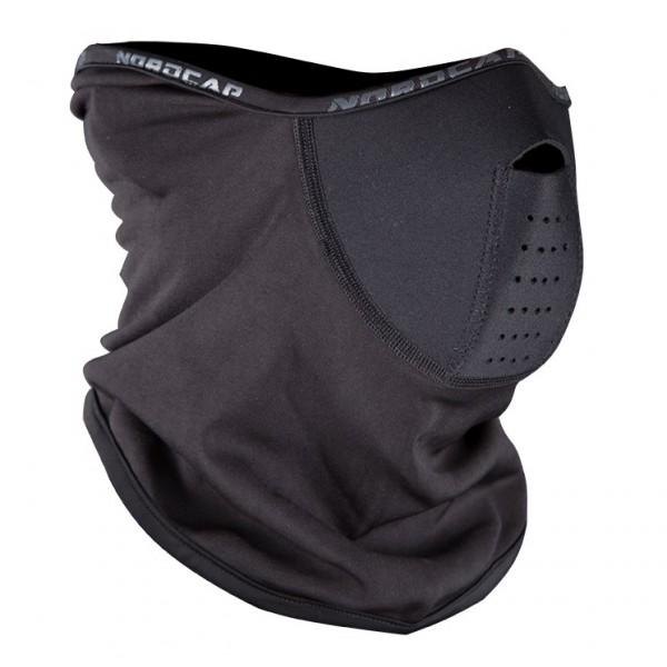 Nordcode Προστασια Λαιμου Face mask Μαύρο ΕΝΔΥΣΗ