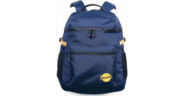 cde3e8b851 Vespa Τσάντα Holiday FW18 Backpack Μπλε