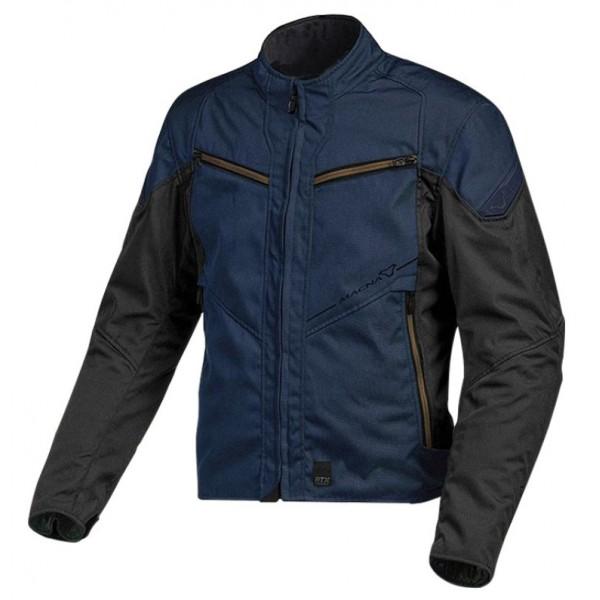 Macna Μπουφάν Solute Ανδρικό Μπλε/Μαύρο 510 Μπουφάν Textile