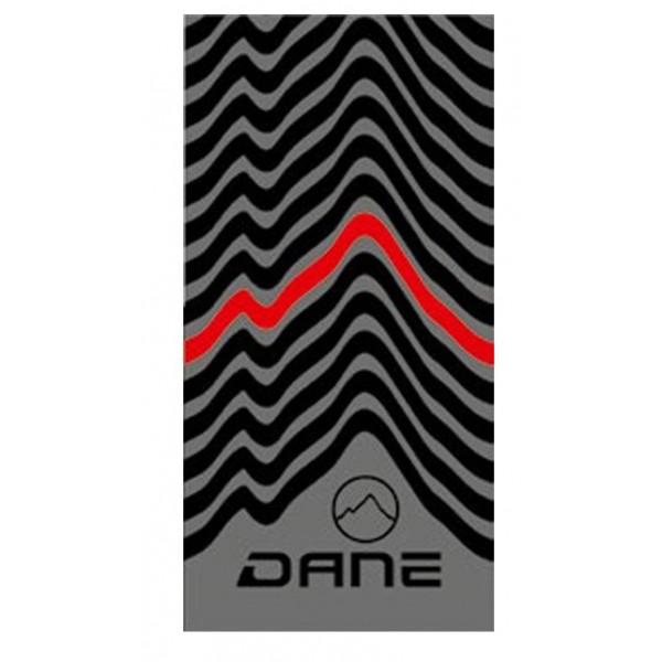 Dane Προστασία Λαιμού Stormcover Thermo Tube 25 Γκρι / Μαύρο / Κόκκινο ΕΝΔΥΣΗ