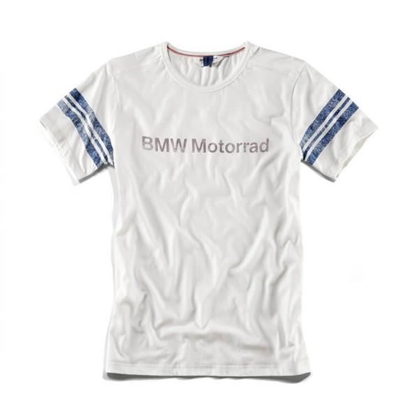 BMW Motorrad T-Shirt Logo ΕΝΔΥΣΗ