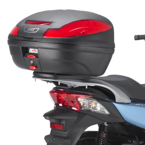 Givi E223 Κιτ πιάστρα βαλίτσας Honda SH 300i '07-'11